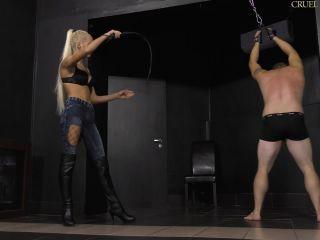 Femdom 2019 Cruel Mistresses Whipping Makes Him Scream Starring Mistress Ariel Whipping Femdom Corporal Punishment K2S Cc Online