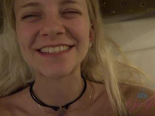 ATK Girlfriends - Riley Star on femdom porn tied foot fetish