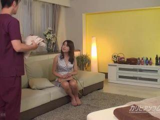 Caribbeancom-102913 466 Married woman fitting men's beauty salon / Ta ...