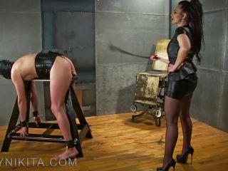 High Heels – Mistress Nikita FemDom Videos – Obey Nikita – Nine Tail Punishment