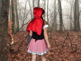 badlittlegrrl in Little Red Riding Hood