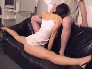 Young sexy girl with pink pussy, hot porn video