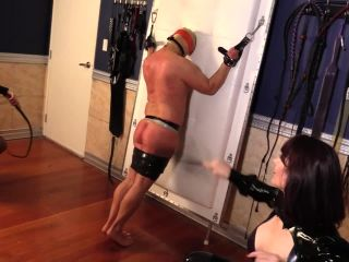 Whipping – Kinky Mistresses – Hard Whipped By 2 Ladies