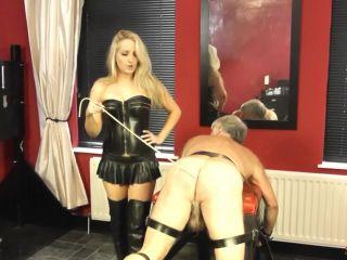 Porn online Divine Goddesses – Sadistic Mistress Courtney Canes Her Sub. Starring Mistress Courtney femdom