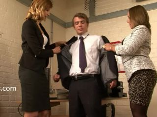 Title The Office Thief Stripped Searched part 1