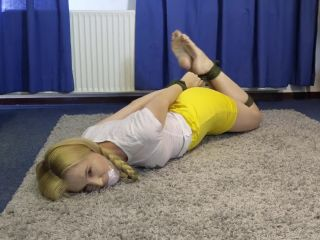 Ariel Anderssen - Babysitter Bound And Tape Gagged
