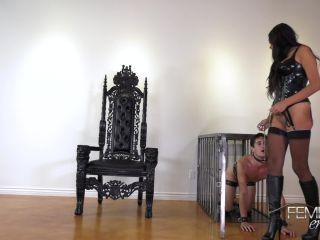 Femdom Empire – Bethany Benz – Amazon Ass Addict