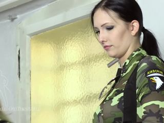 Porn online Face Slapping – SADO LADIES Femdom Clips – Interrogating The Smugglers – Entire Movie