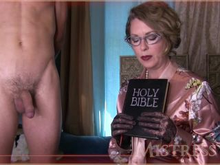 Forced Male Orgasm – Mistress – T – Fetish Fuckery – Praying Away Your Porn Addiction