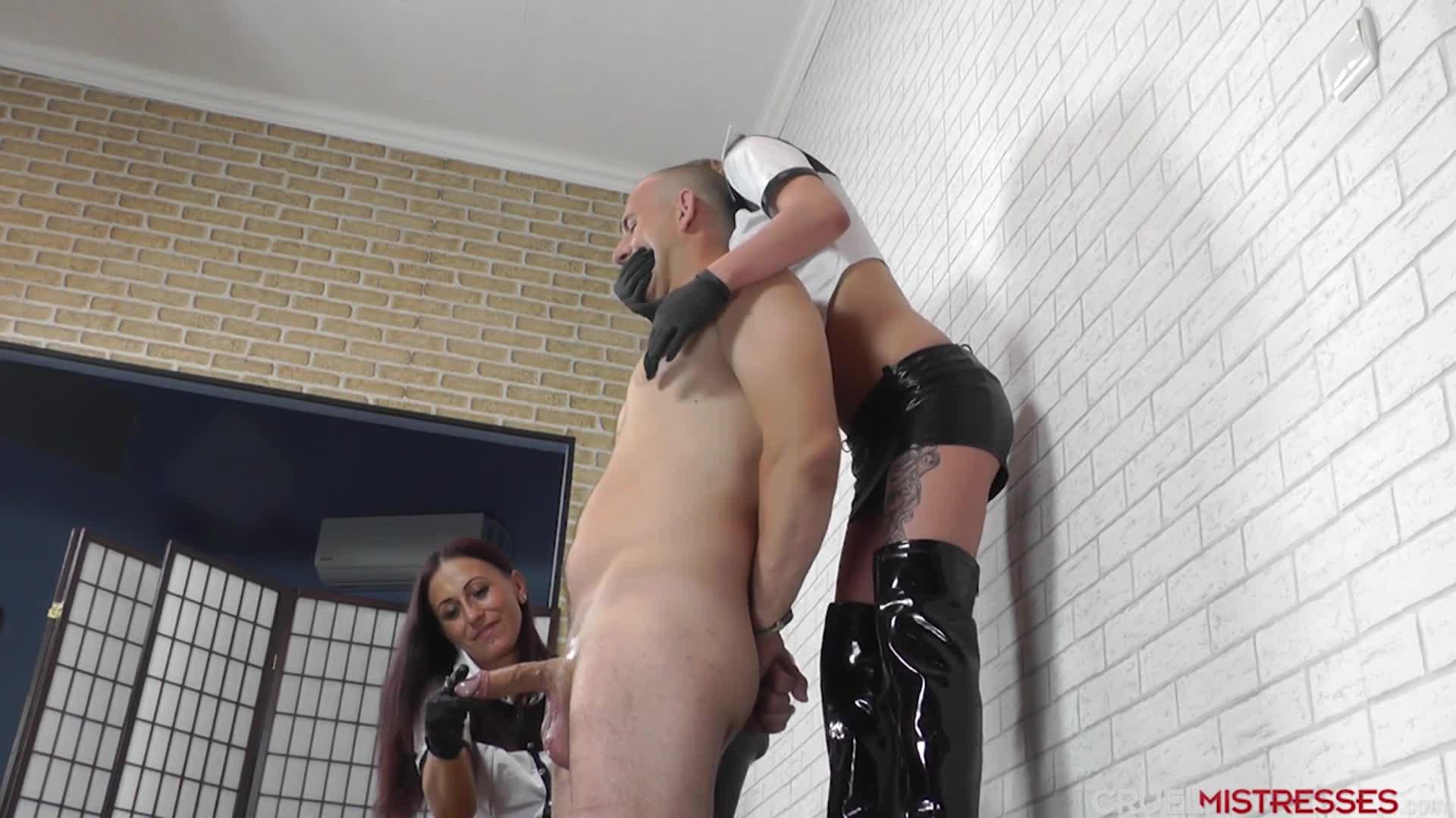 Female Bondage Orgasm Denial
