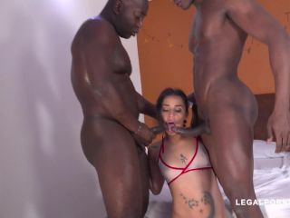 LegalPorno presents Latina chick Jenny Lopes gets smashed by Joachim Kessef Black Prince IV383 —