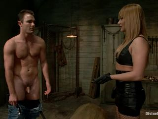 Kink/DivineBitches - Wolf Hudson, Lea Lexis, Cameron Kincade - Cuckolding and Small Penis Humiliation , porn lesbian anal bdsm on femdom porn
