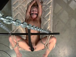 Bound Submissive gets Fucked and Cum Shot after Multiple Orgasm by Hit ...