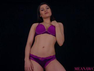 Meana Wolf – Black Beauty – Forced Bi – Teasing, Big Black Cock | enforced bi | femdom porn roxy black porn