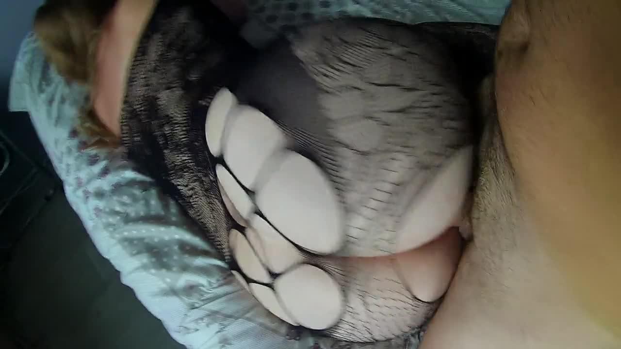 Sexy Long Nails Blowjob