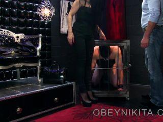 Make Me Bi – Mistress Nikita FemDom Videos – Obey Nikita – Cock Slave