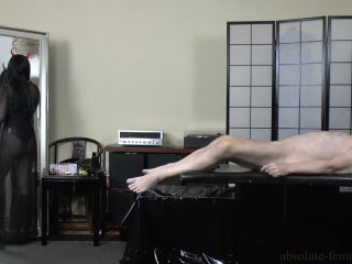 Absolute Femdom – Dosed, Stuffed And Emptied