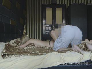 EscortCasting  Russian Elena Escort Review  Anal,Blonde,Blowjob,Casting  Release (April 27, 2018)