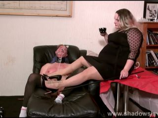lesbian humiliation and sy spanking of amateur bdsm slave bunny