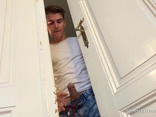 Porn online [Femdom 2019] CNMEU – Voyaeur. Starring Dusan Polanek and Dominantni Sestra [Masturbation, Pegging, Role Play, Straight, Strap On, Thirdparty, Uncircumcised, Voyeur] femdom