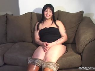 Online shemale video Newcomer Candy Angel