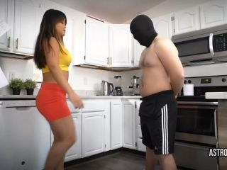 Abuse – AstroDomina – HOW TO BALLBUST YOUR BF feat AstroDomina