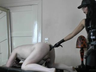 Pov – Absolute Femdom – Strap-On Chastity Fuck