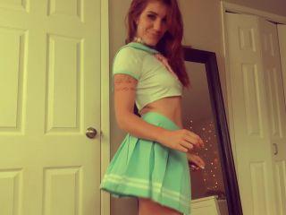 Lara Loxley - Schoolgirl Creampie 2