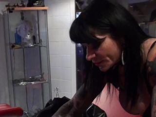 Ballbusting – Dometria Hardcore BDSM Movies – Dunked In CBT Bondage