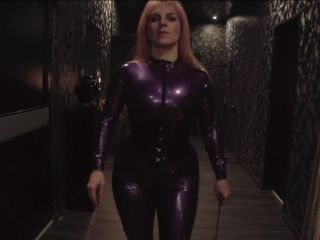 Kates Palace – Rubber Chastity Orgasm 1