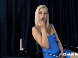 Charlotte Stokely – Lips Wrapped Around It, naked femdom on fetish porn