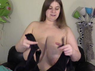 Online video Sarah Rae - Bra Stuffing big tits