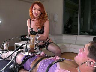 Kendra James - Involuntary SissyGasm