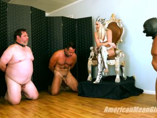 The Mean Girls - Goddess Platinum - Platinum takes over!!!