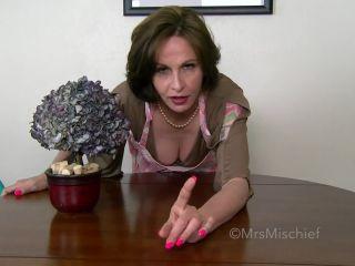 Mrs Mischief - Punishing My Sissy Son