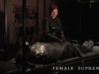 Online Fetish video High Heels – Female Supremacy – The Dog Handler – Baroness Essex