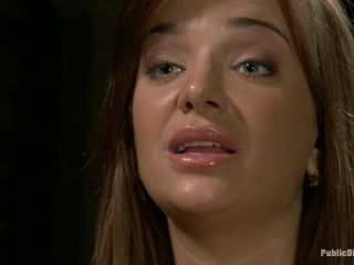 [James Deen ] Public Disgrace Breaks Notorious Dom Nika Noire - November 19, 2010