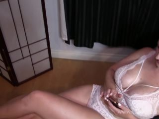 Mistress Irene - I'm In Charge Little Man - You're Stupid And Have A Tiny Cock!!!