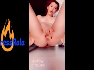 Rola try to be slave with her 18+ girlfriend - XFantazy.com
