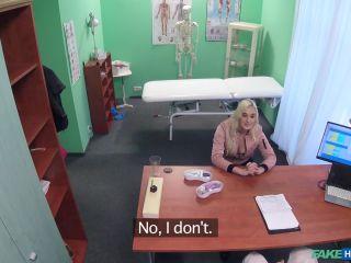 Blonde Patient