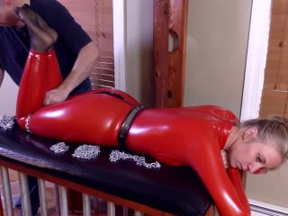 00302 Rubber Dolls Latex Fetish Skin
