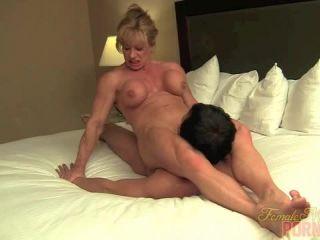 Wild Kat - Massage Therapy?!!!