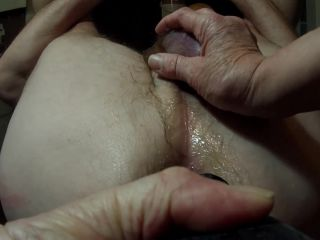SUBMISSIVE HUSBAND-Fetish Pegging with Dildo Cam Submissive Husband