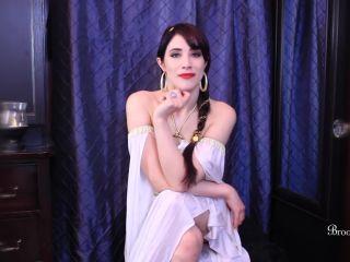 Brookelynne Briar - Goddess Cock Worship And CEI - femdom - fetish porn mikaela femdom