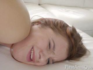 Renata Fox - Anal sex / 563 [FirstAnalQuest / SD / 450p] - shaved pussy - anal porn milf big tits big ass pov