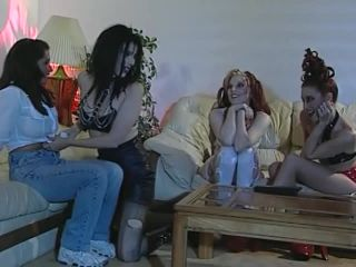 Radioactive Infected Sluts From Hell, Scene 5  | group sex | lesbian