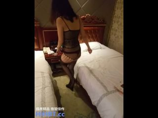 Chinese flight attendant with big soft tits getting fucked 01!