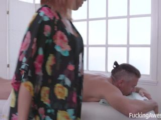 Porn tube Kimberly Chi - The Happy Ending