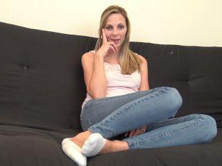 Online Tube Kinky Foot Girl - femdom