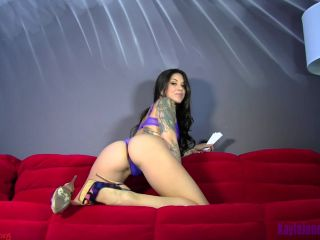 Kayla Jane - Goddess Birth Month Tasks #4 on pov mixed femdom